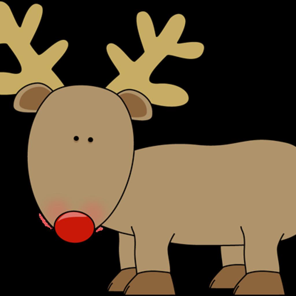 mask clipart reindeer