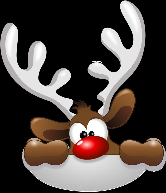 Clipart reindeer full size. Public domain clip art
