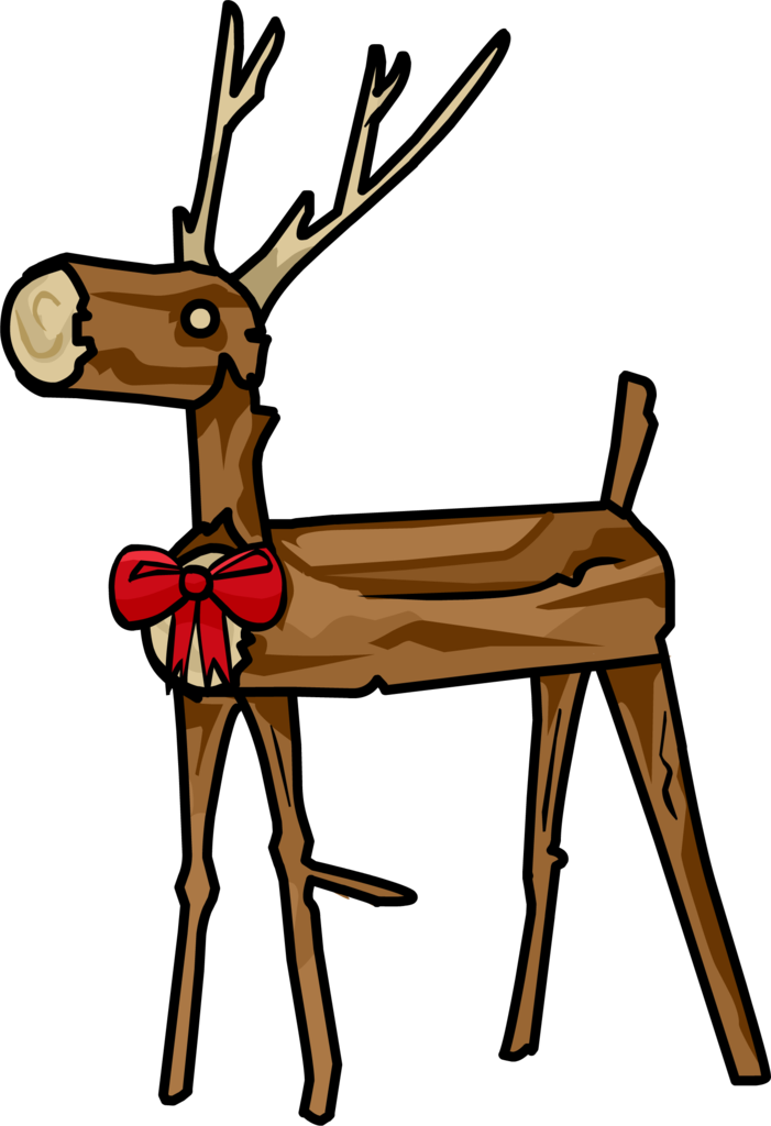 Games clipart reindeer game. Image wooden png club
