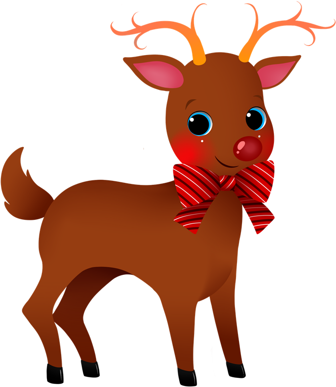 Clipart reindeer full size. Free to use png