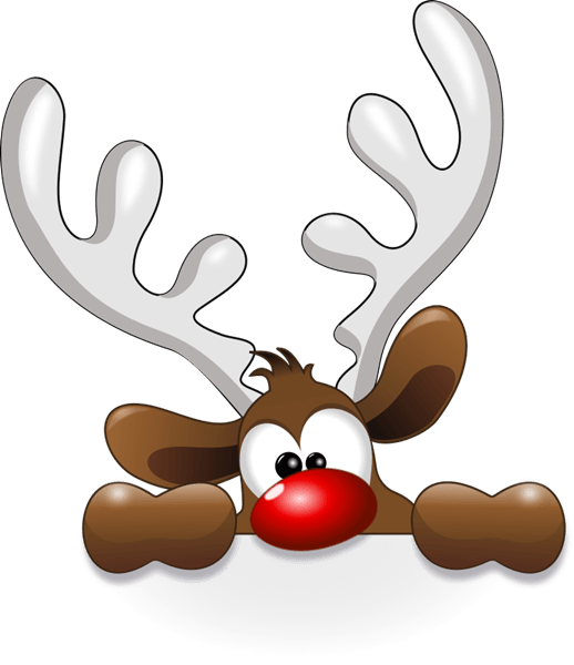 Clipart reindeer fun. Funny cliparts zone