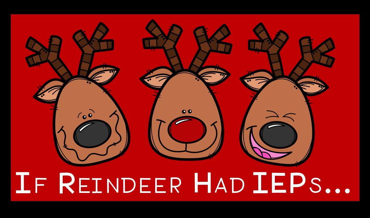 If had ieps the. Clipart reindeer fun