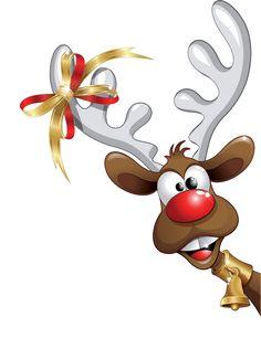 best cartoon images. Clipart reindeer fun