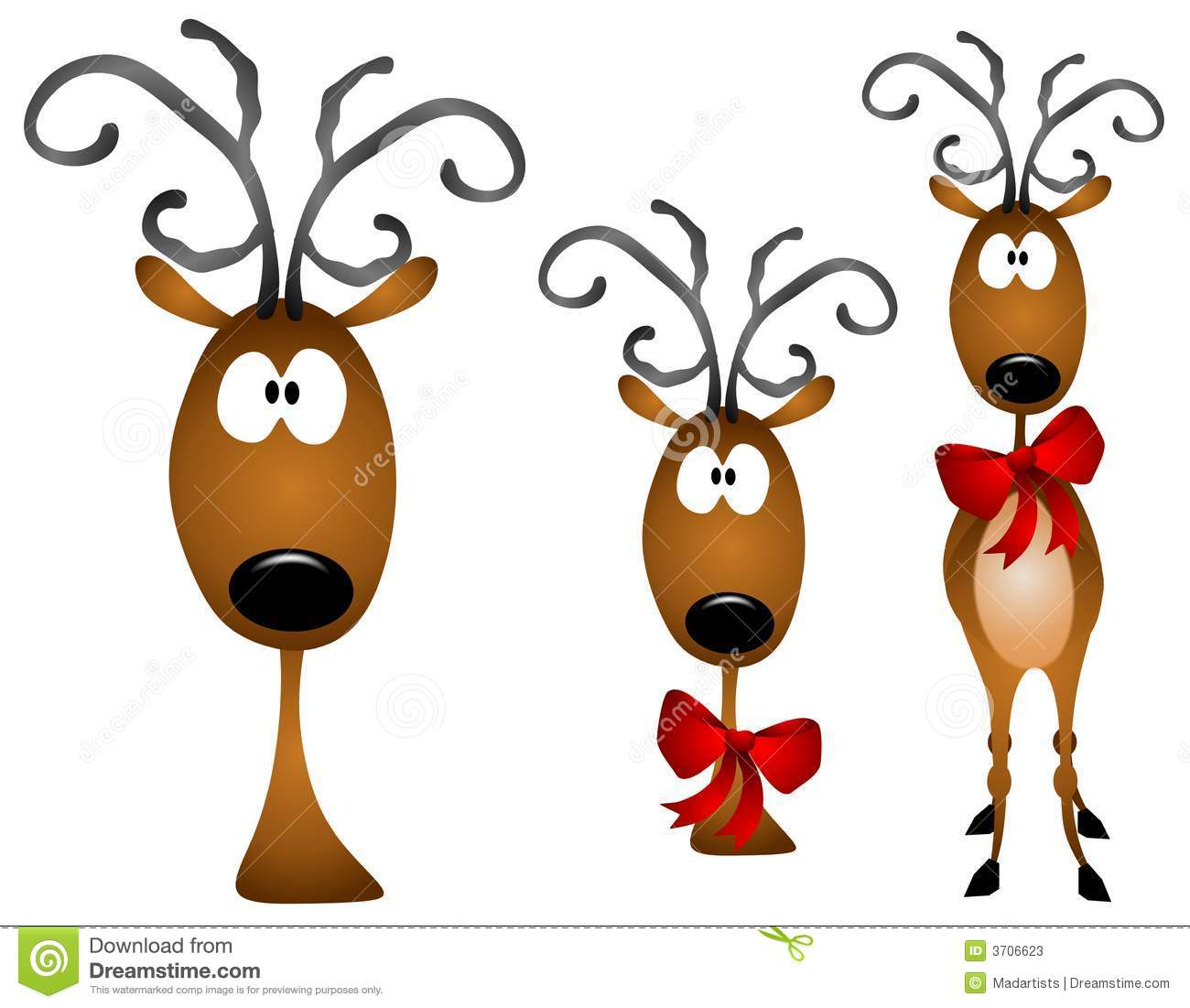 Clipart reindeer fun. Funny cliparts free download