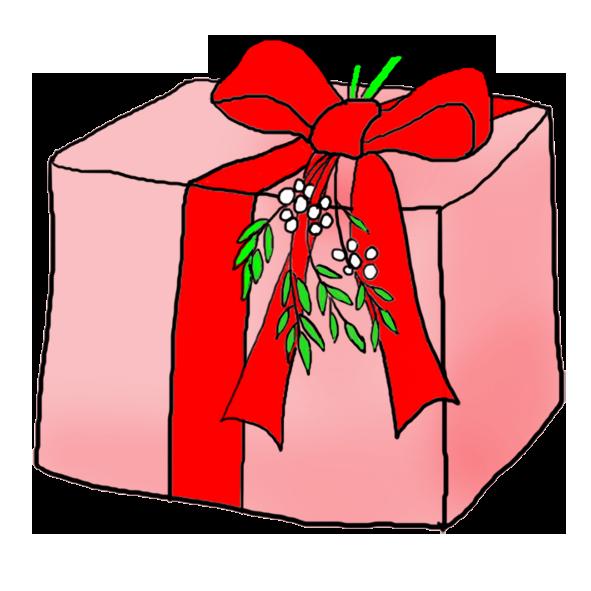 Christmas clip art elf. Gift clipart snowman