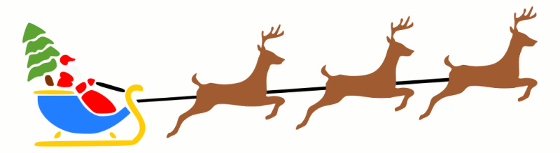 Cliparts zone . Clipart reindeer group