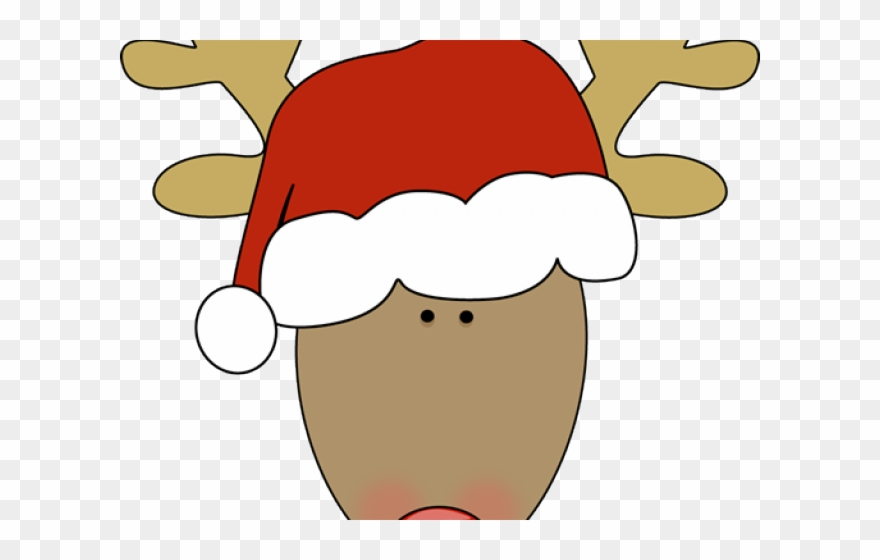 Clip art png download. Clipart reindeer holiday