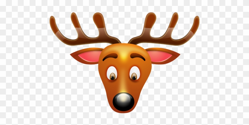 Free transparent png . Clipart reindeer icon