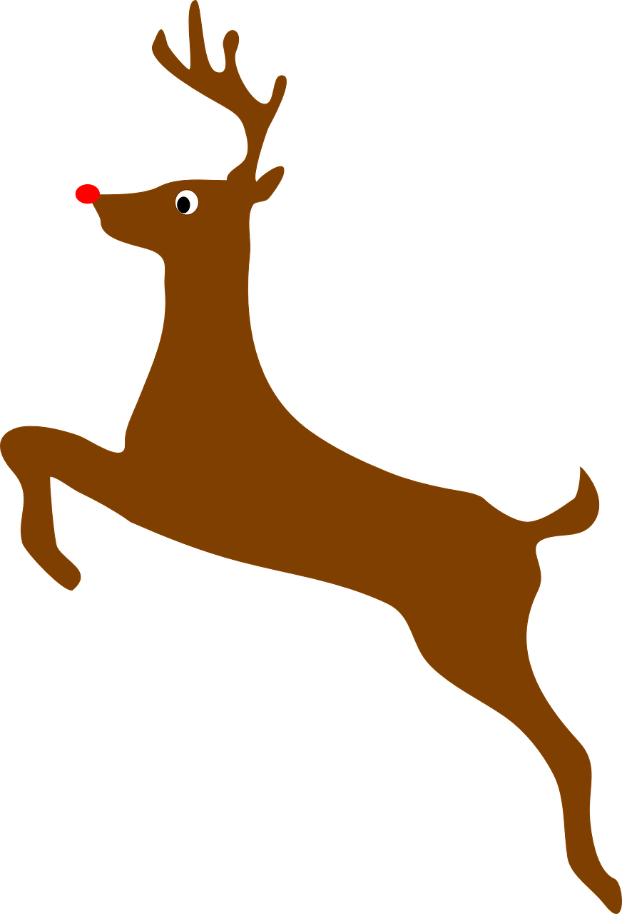 collection of profile. Clipart reindeer icon