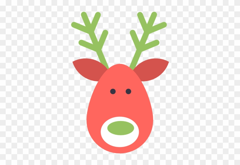 Clipart reindeer icon. Deer free transparent png