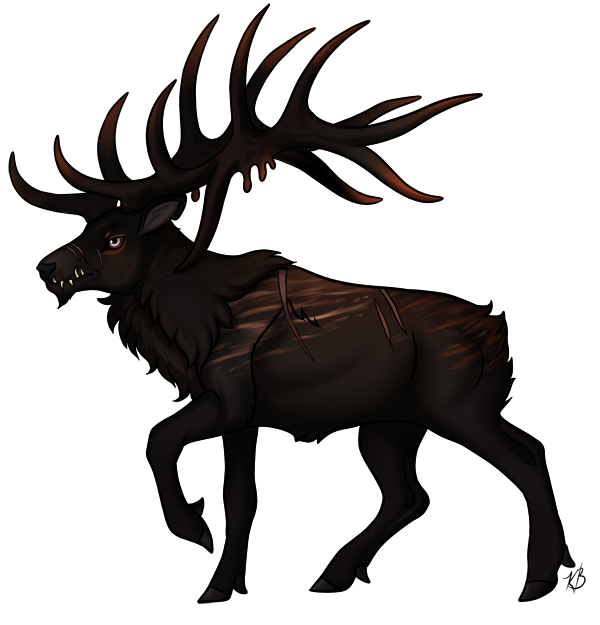 Clipart reindeer mad. Trust my luck and
