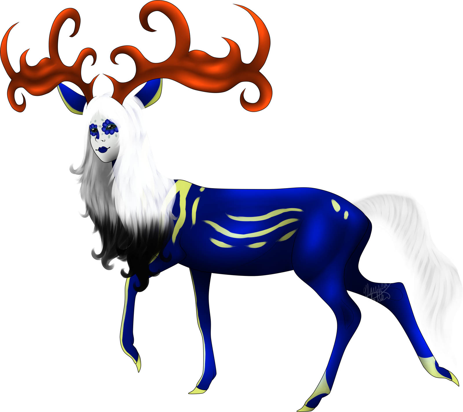The hatter arro endless. Clipart reindeer mad