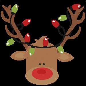 Clipart reindeer merry christmas reindeer. Pin on cricut