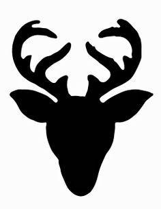 Pin by emma greenwood. Clipart reindeer moose head