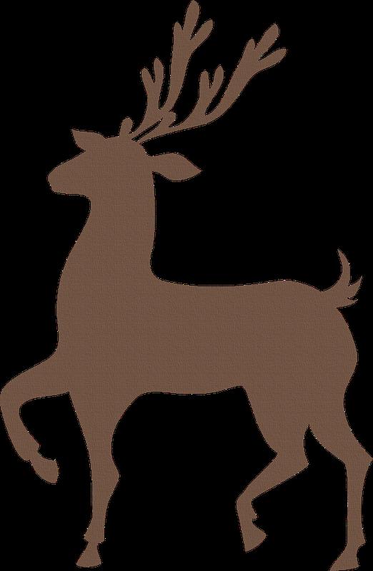 Pin by pocho on. Hunting clipart sambar deer