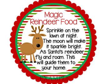 Magic clip art library. Clipart reindeer reindeer food
