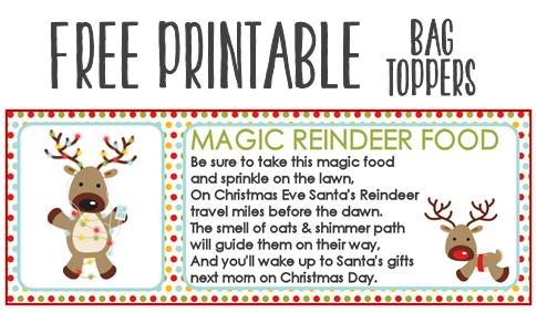 Clipart reindeer reindeer food. Magic recipe and printable
