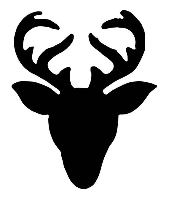 Clipart reindeer reindeer head. Pin by etsy on