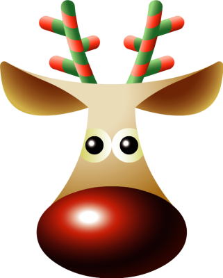 Free noses cliparts download. Clipart reindeer reindeer nose