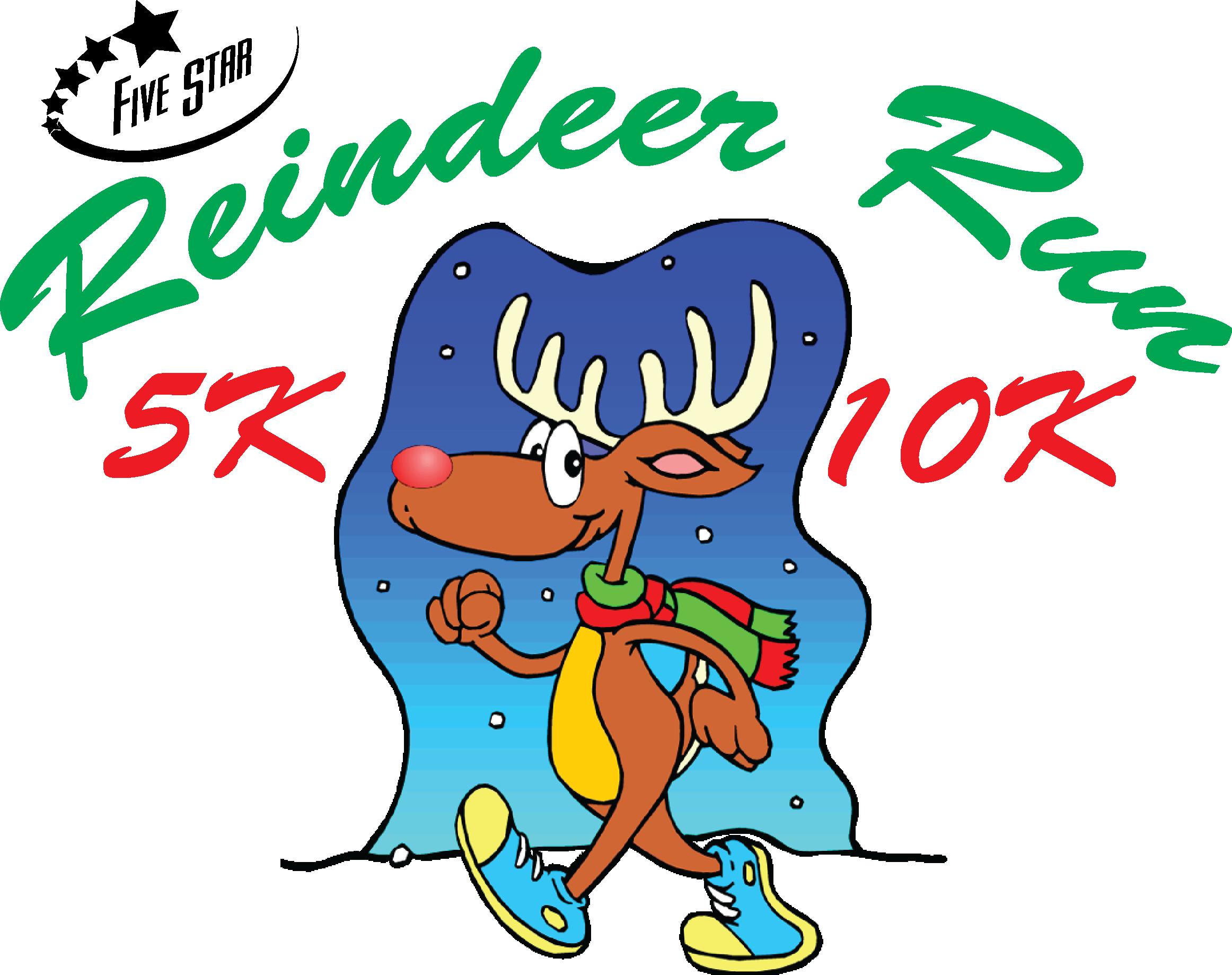 Run k dawsonville ga. Feet clipart reindeer