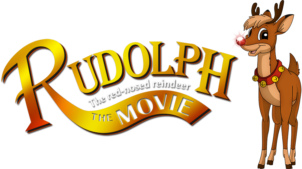 The red nosed movie. Clipart reindeer rudolph