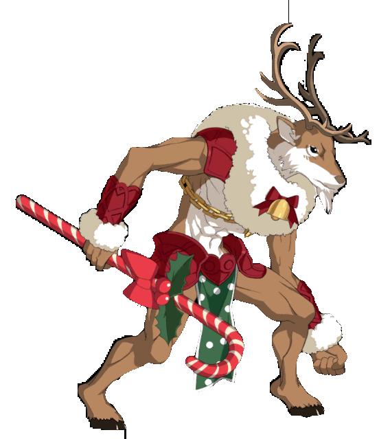 Clipart reindeer silver reindeer. Great man fate grand