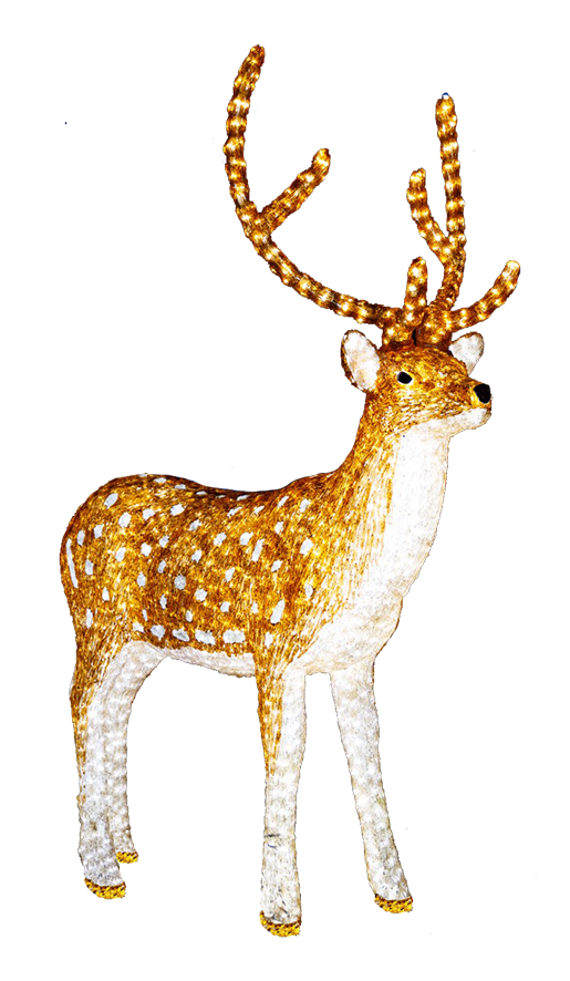 Free christmas clip art. Holiday clipart deer