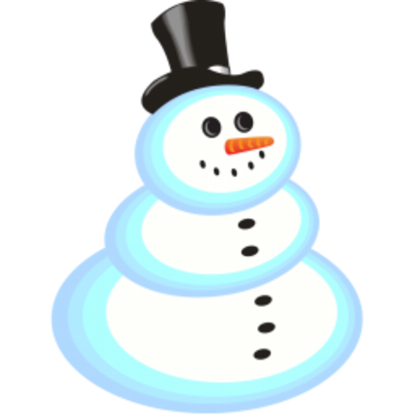 Free images at clker. Clipart reindeer snowman