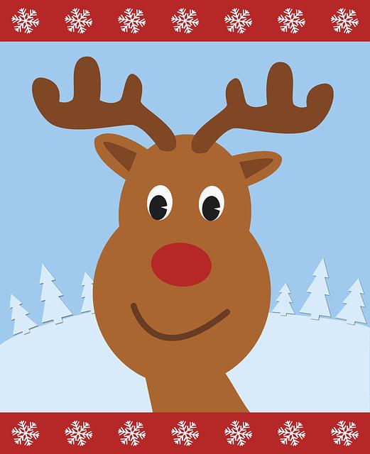 Jokes about christmas fun. Clipart reindeer toddler