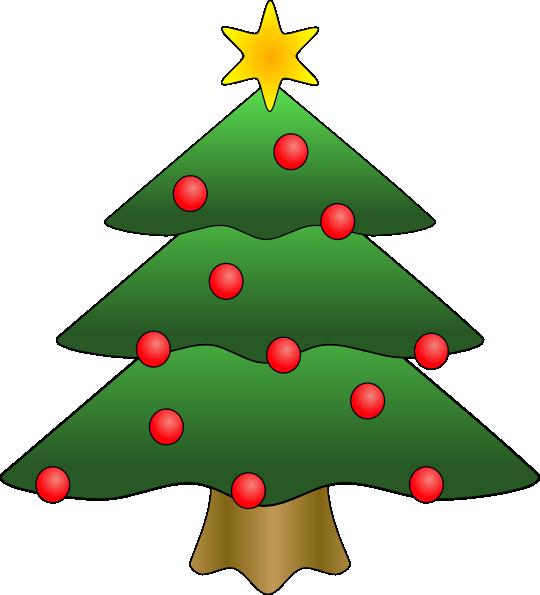 Exercising clipart christmas. Tree clip art at