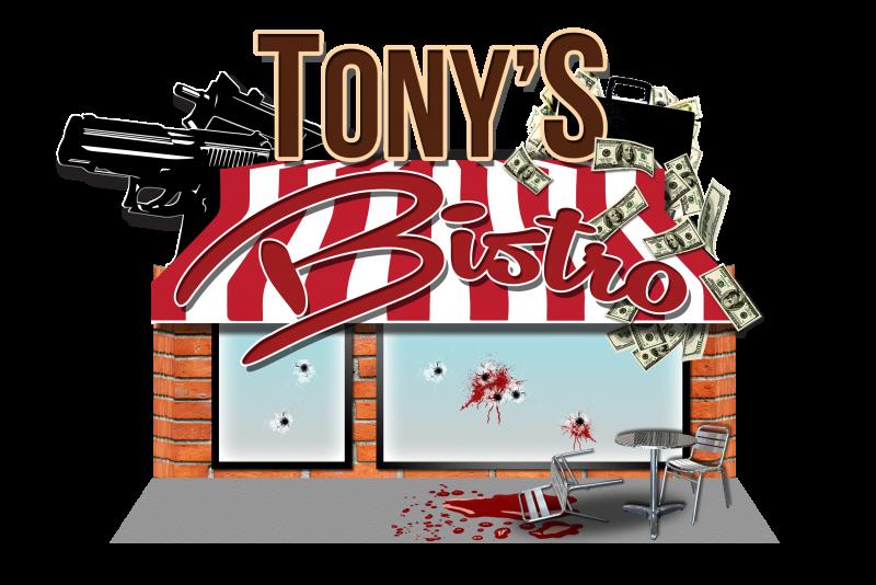 Clipart restaurant bistro. Tony s escape room