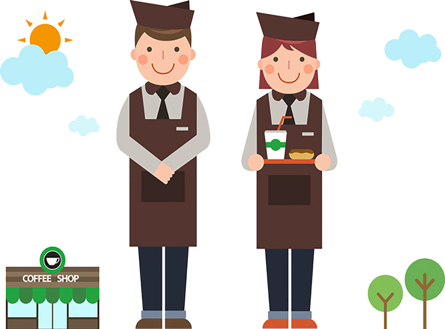 Professional clipart professional clothing. Coffee cafe cafxe au
