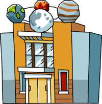 Restaurants clipart scribblenauts. Cartoon restaurant building png