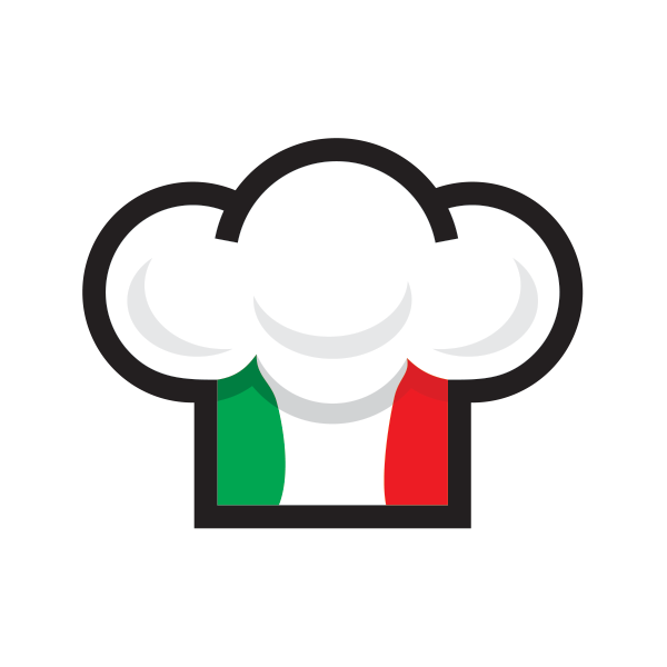 Printed vinyl italian chef. Factory clipart military building