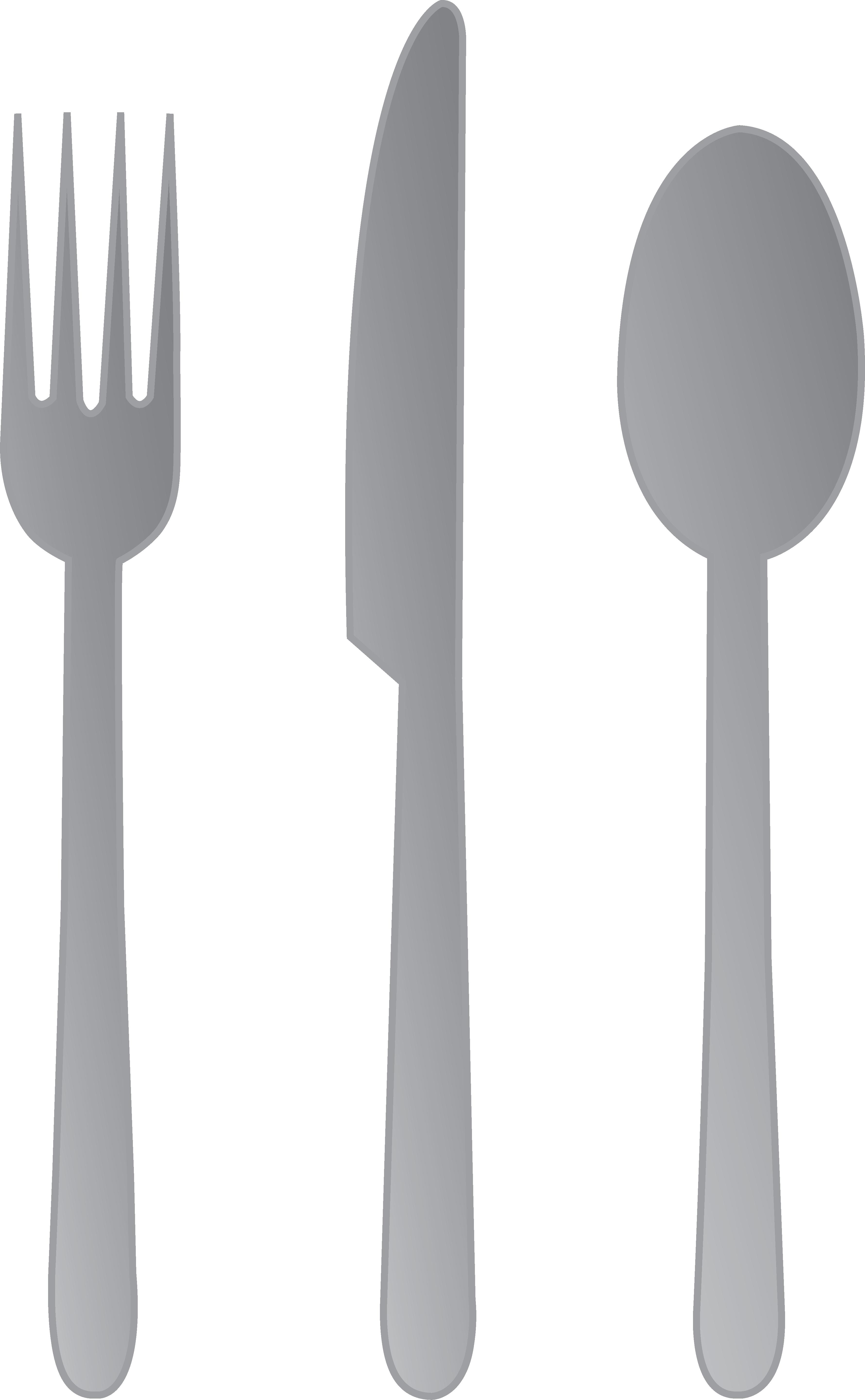 Fork purple