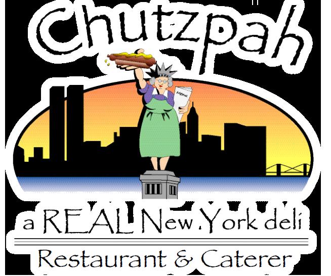 Real new york deli. Soup clipart matzo ball soup