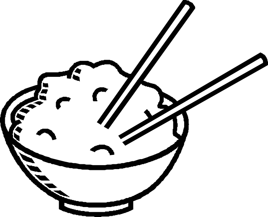 Chinese food wallpapers selection. Dishes clipart plain