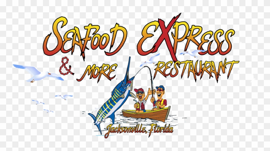 Restaurants clipart family dinner time. Restaurant seafood express