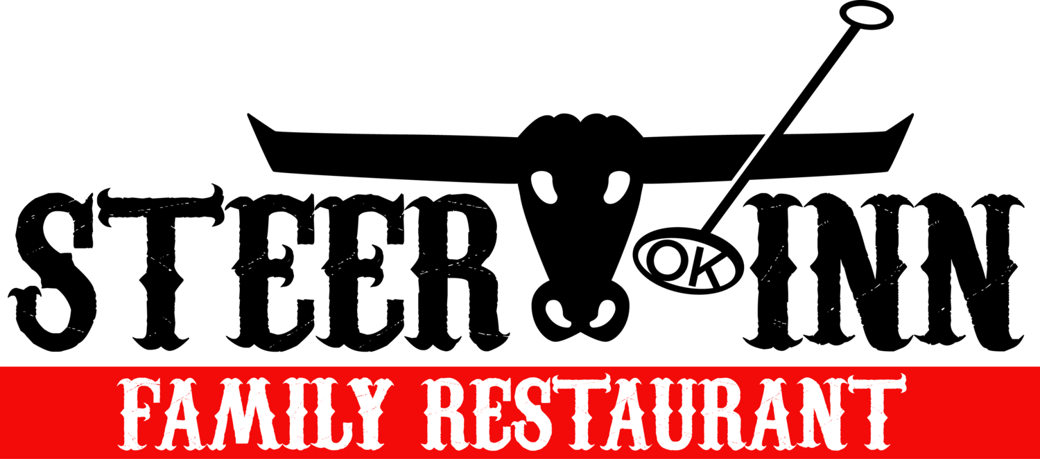 Restaurants clipart family restaurant. Steer inn