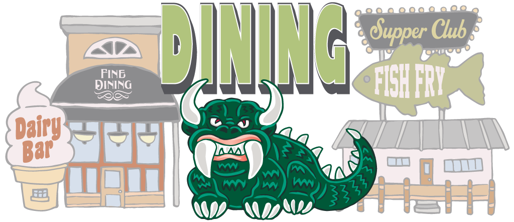 Rhinelander wi supper clubs. Restaurants clipart dinner banquet