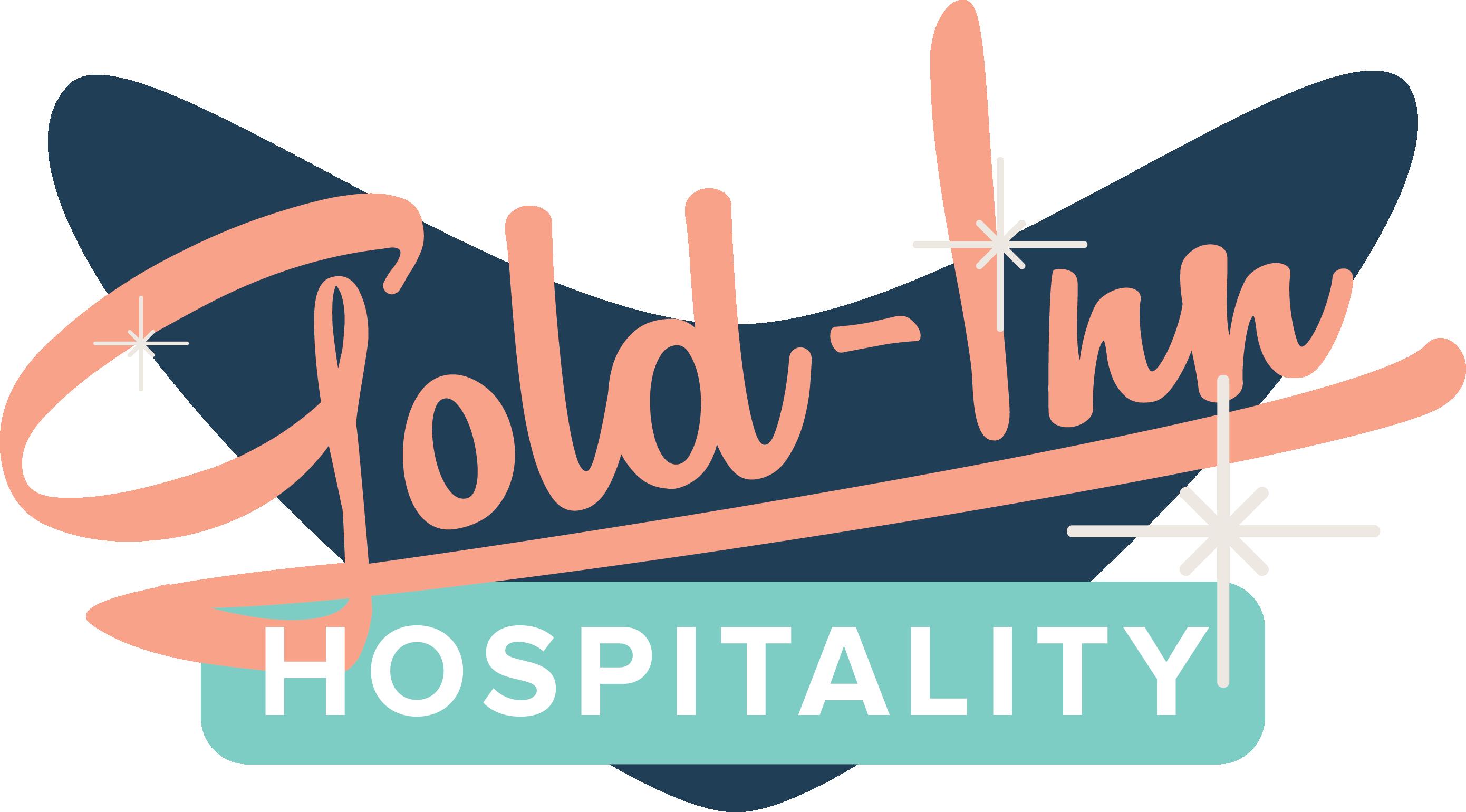 Gold inn . Restaurants clipart hospitality service