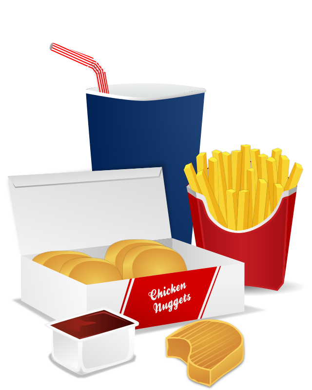 Fast food transparent png. Mcdonalds clipart icon