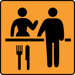 Clipart restaurant hotel restaurant. Free restaurants cliparts download