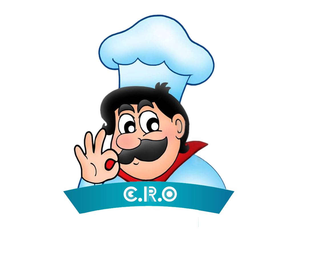 The passion of cooking. Restaurants clipart master chef