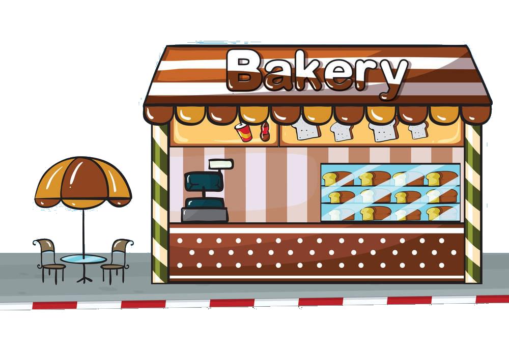 Restaurants clipart pastry chef. Bakery cake clip art
