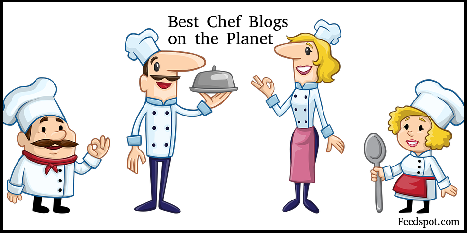 Top chef websites blogs. Cooking clipart too many cook