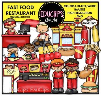 Fast food clip art. Clipart restaurant restaurant front