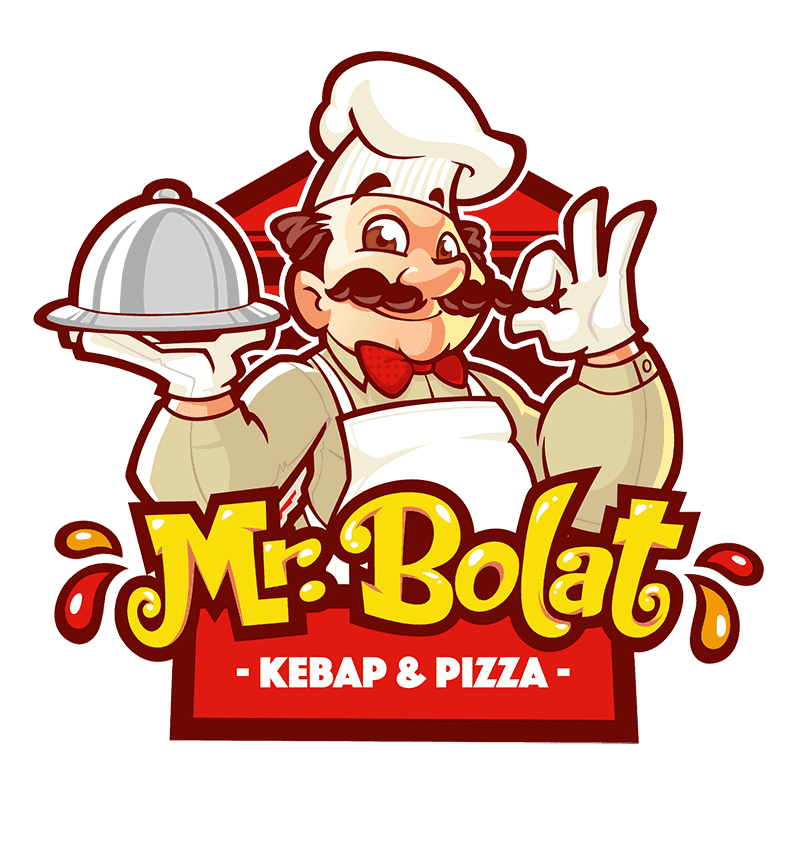 Mascot design for fast. Clipart restaurant restaurant logo