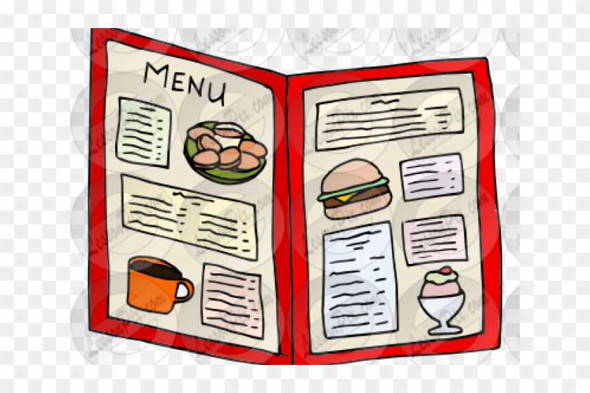 Free transparent . Clipart restaurant restaurant menu
