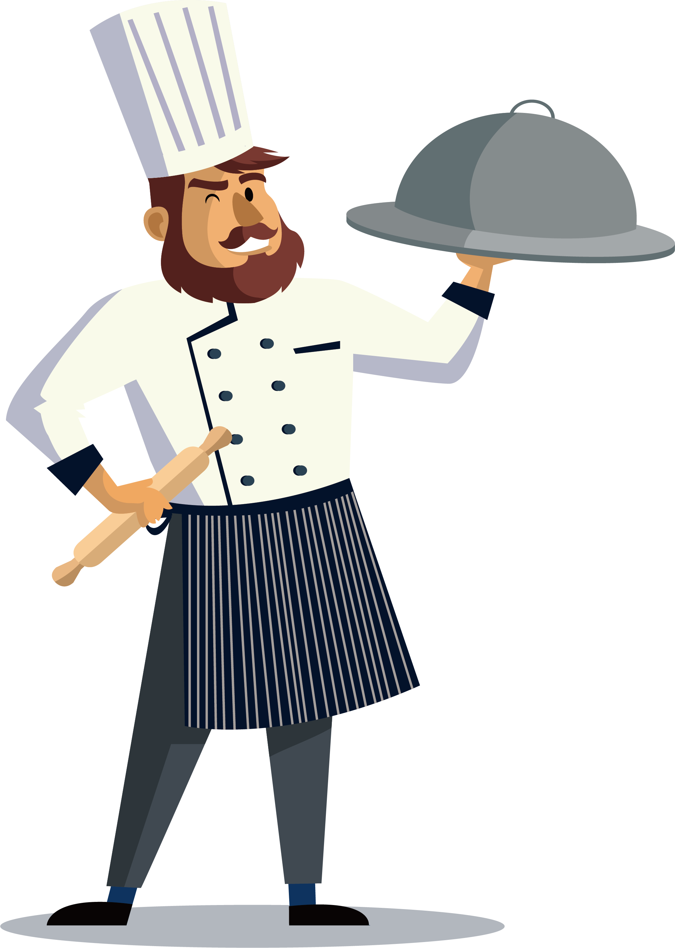 Cook transprent png free. Cooking clipart restaurant chef